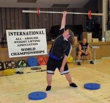 USAWA | United States All-Round Weightlifting Association