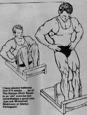 Roman Chair Squat
